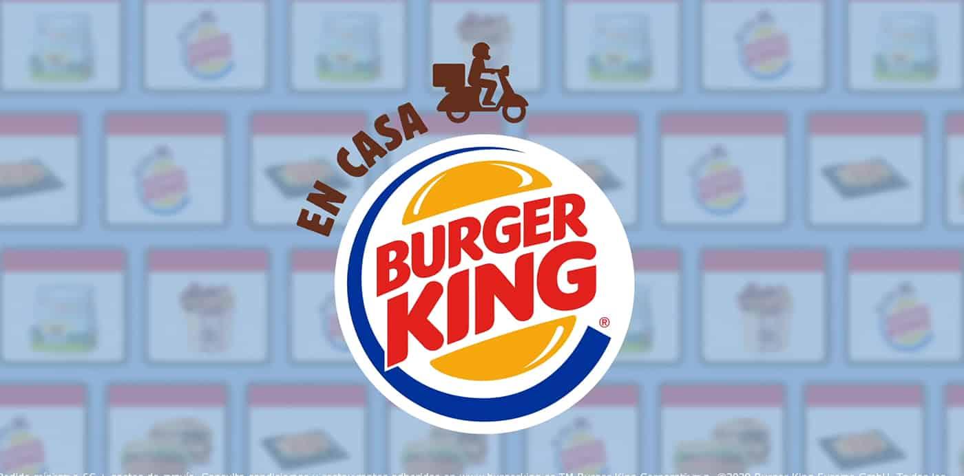 burger king en casa