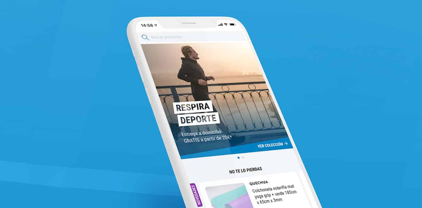 decargar app decathlon