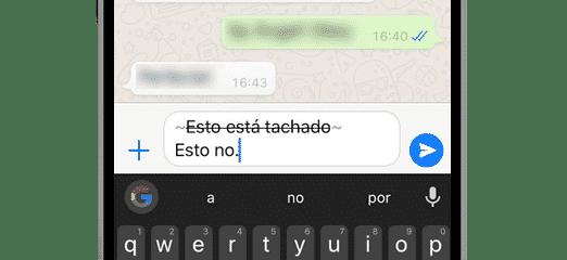 whatsapp tachar